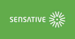 sensative logo green