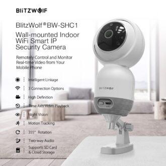 WiFi valvontakamera